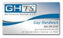GHTechnicalServicesBusinessCards