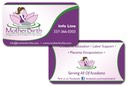 MotherBirthBusinessCards