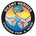 Silent Heroes Logo - A Local Fishing Rodeo Fundraiser